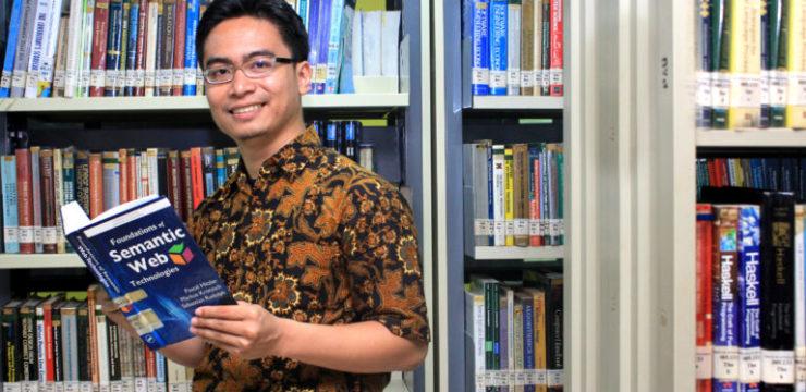 """Fariz Darari, Alumni Fasilkom UI yang Meraih """"SWSA Distinguished Dissertation Award"""""""